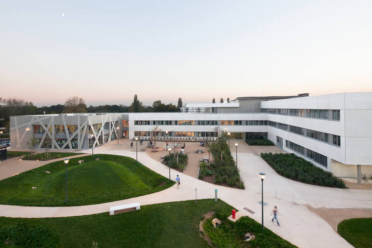 ENSTA / JB Lacoudre Architectures, © 11h45