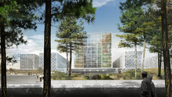 International Criminal Court Ground-Breaking / schmidt hammer lassen architects