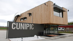 CUNIPIC Headquarters / CODIstudio