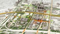 TechTown District Plan / Sasaki Associates