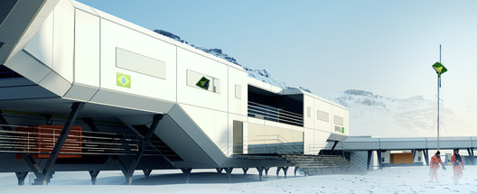 Courtesy of Triptyque Arquitetura