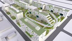 Healthy Urbanism Proposal / Interface Studio Architects