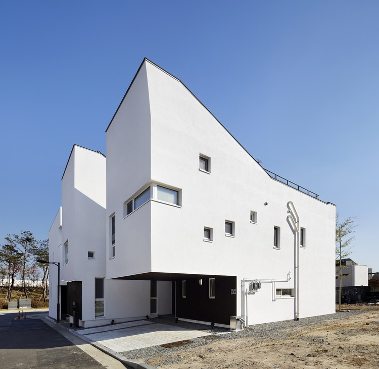 Muyidong / Joh Sungwook Arquietctos, © Kim Yong Kwan
