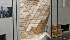 Woodskin: The Flexible Timber Skin