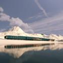 Estação Antártica Comandante Ferraz International Competition 1st Place / Estúdio 41 Courtesy of Estúdio 41