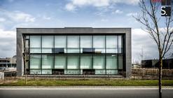 Bekaert Office Building / BURO II & ARCHI+I + Sileghem & Partners