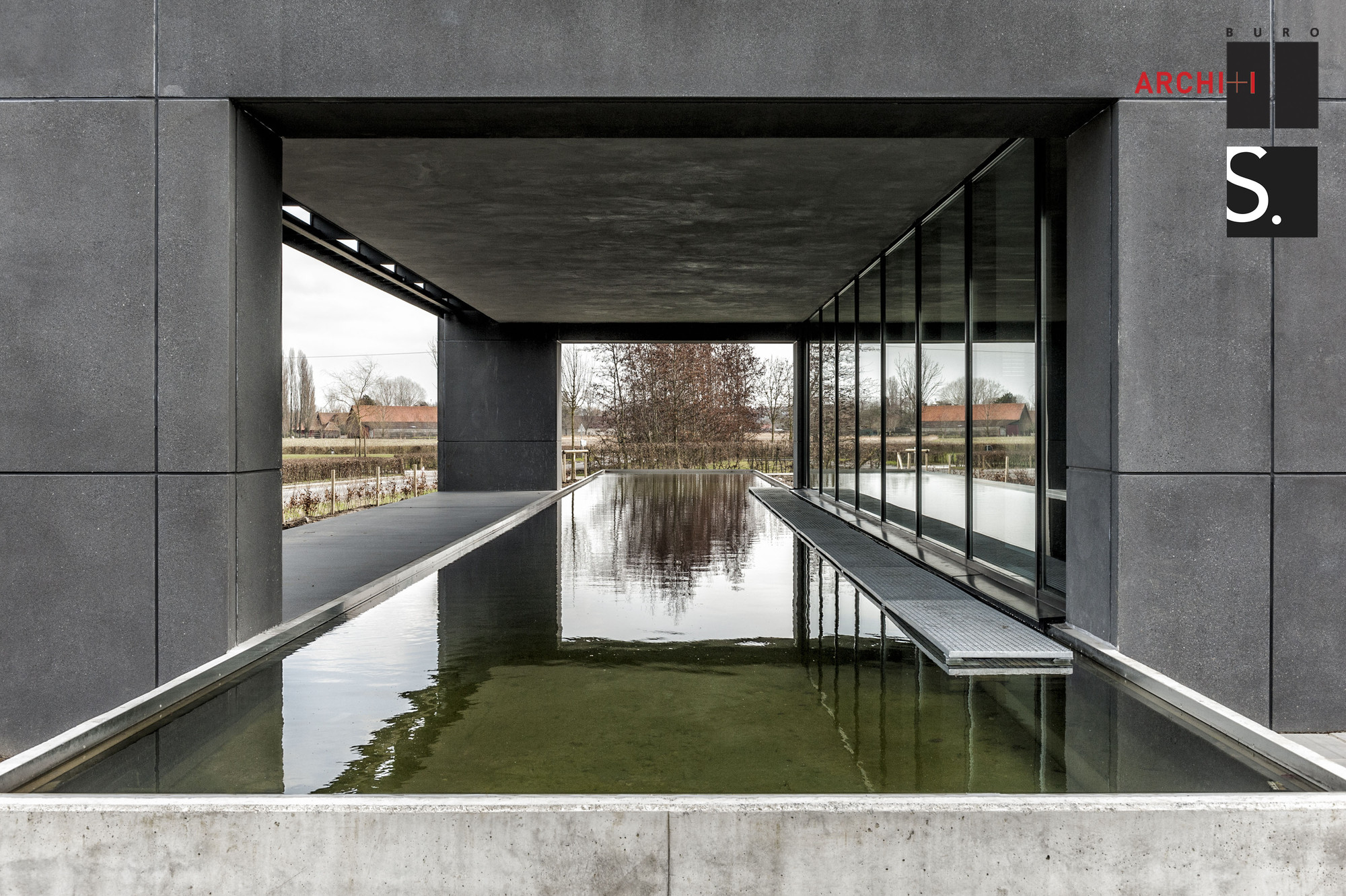 Gallery of bekaert office building buro ii archi i for Buro ii archi i