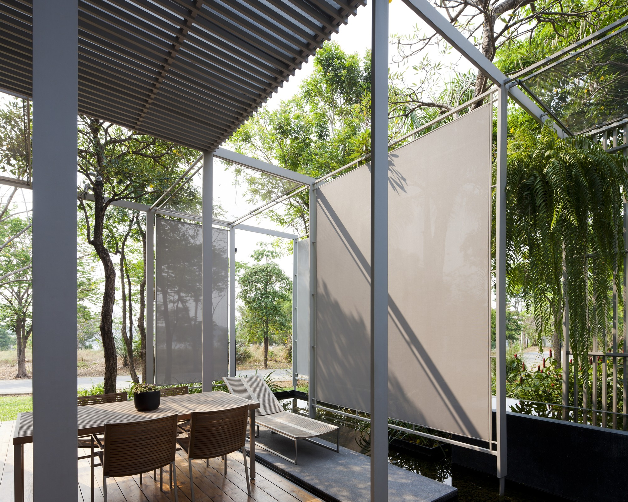 Gallery of prime nature residence department of for Architecture nature
