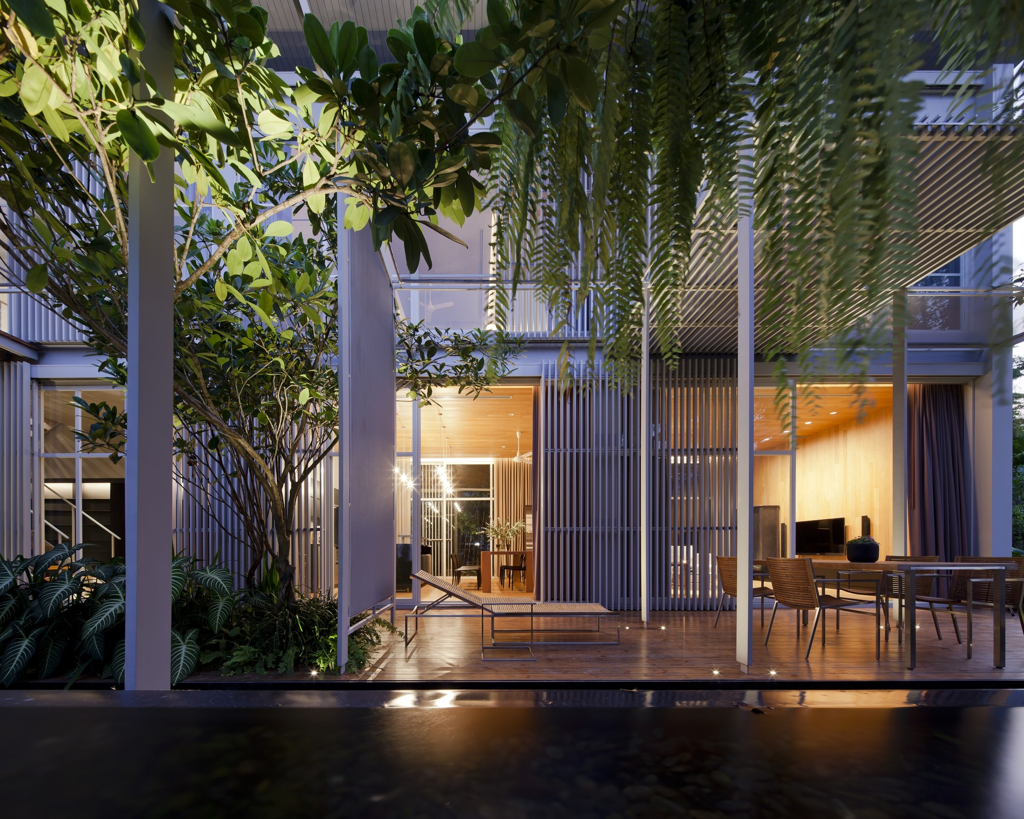 Prime nature residence department of architecture Architecture nature