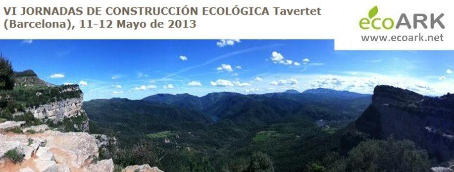 VI Jornadas de construcción ecológica ecoARK / Barcelona, Courtesy of ecoARK