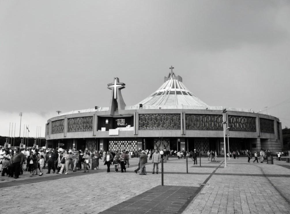 Clásicos de Arquitectura: Basílica de Santa María de Guadalupe / Pedro Ramírez Vázquez, © Francisco Garin
