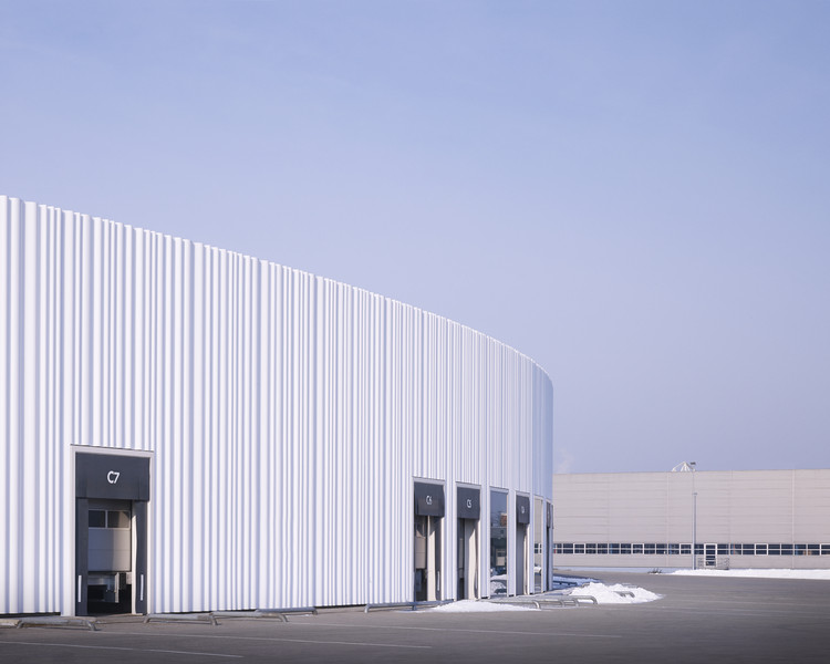 factory building on the vitra campus sanaa archdaily. Black Bedroom Furniture Sets. Home Design Ideas