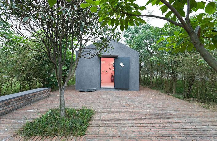 Hu Huishan Memorial / Jiakun Architects, © Iwan Baan