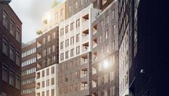 'Paradiset 19-21' Housing Proposal / Kjellander + Sjöberg Architects