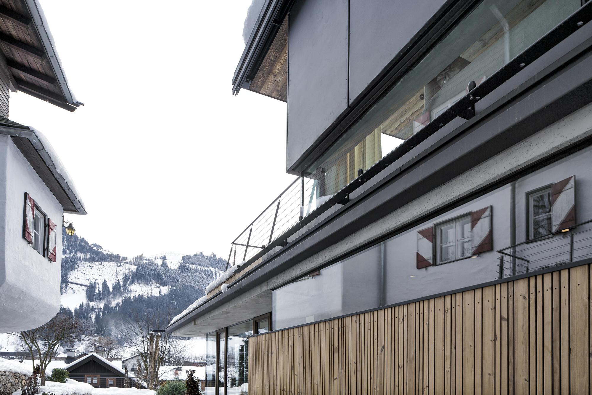 gallery of haus walde gogl architekten 9. Black Bedroom Furniture Sets. Home Design Ideas