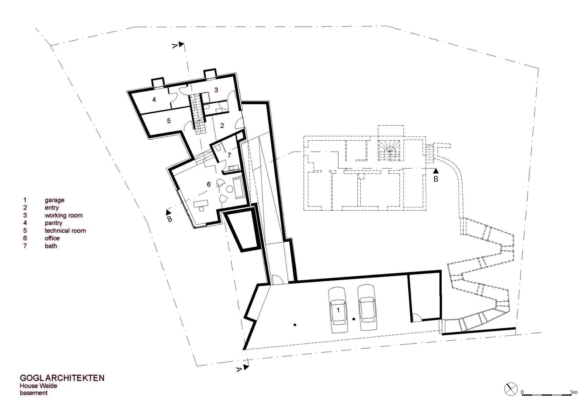 Haus Walde Gogl Architekten Archdaily