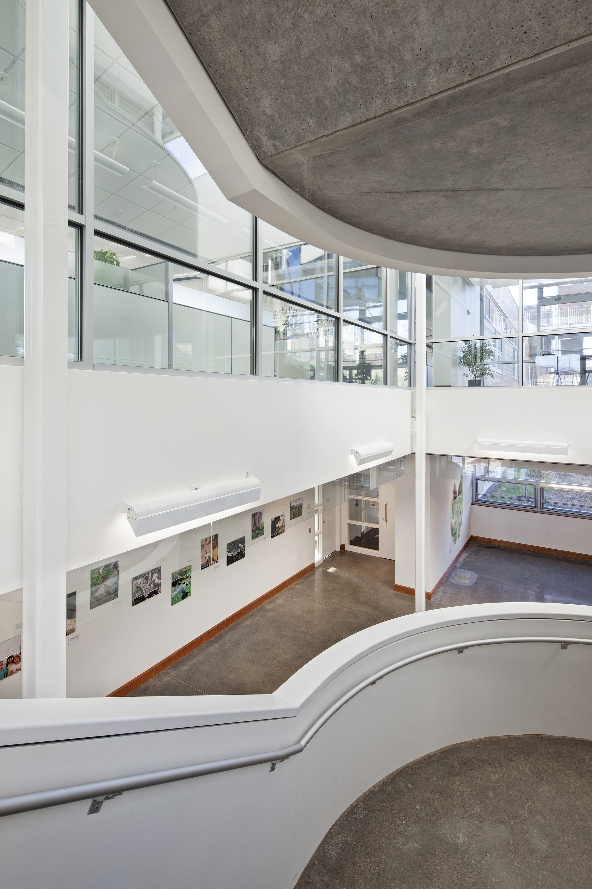Architecture Design Alliance gallery of center for sustainable landscapes / the design alliance