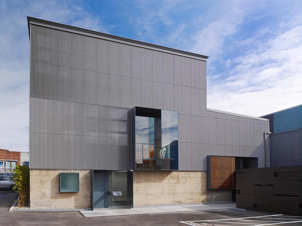 355 11th Street: The Matarozzi/Pelsinger Multi-Use Building / Aidlin Darling Design © Matthew Millman