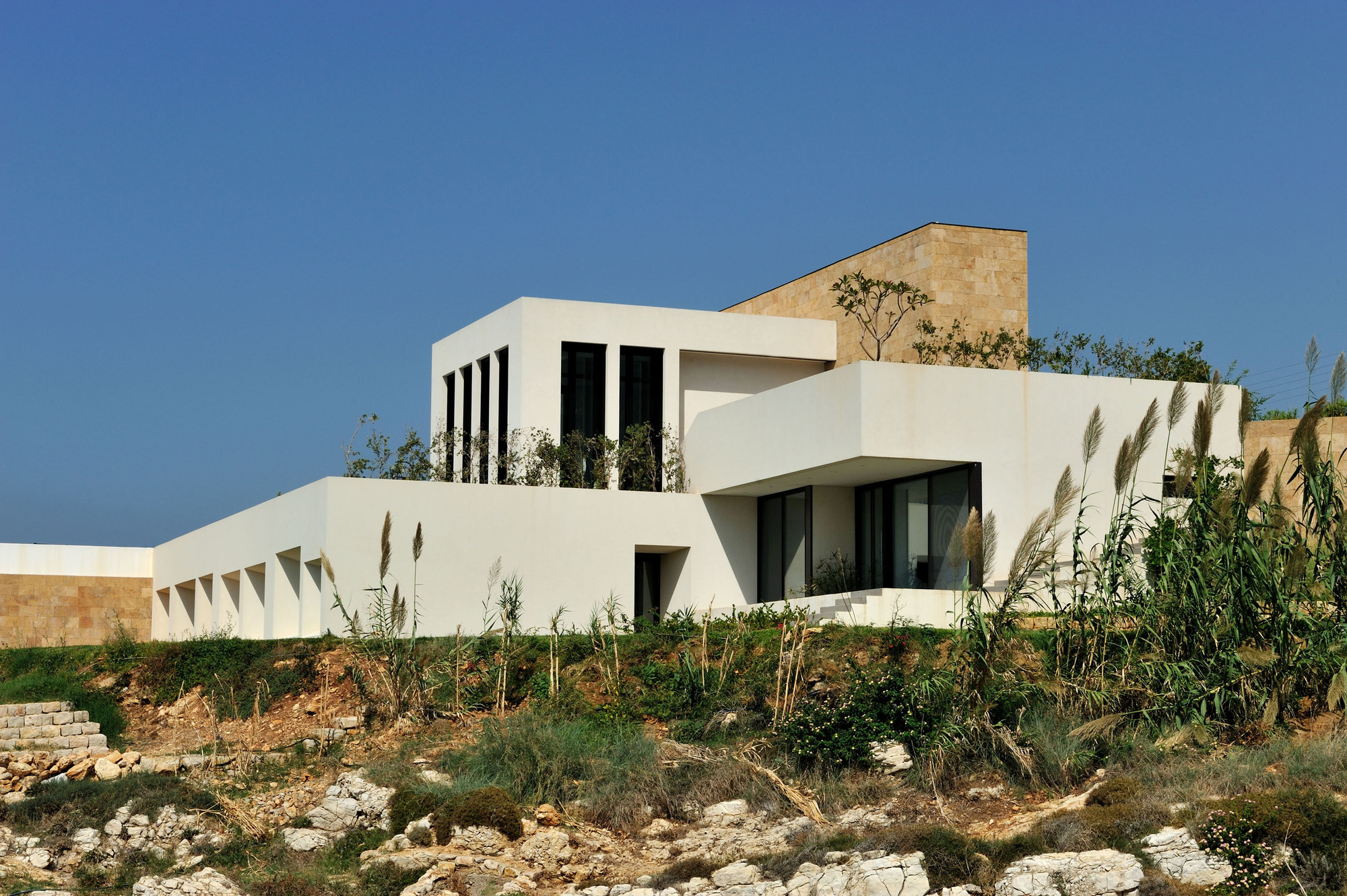 Gallery of fidar beach house raed abillama architects 11 for Architecture cubique