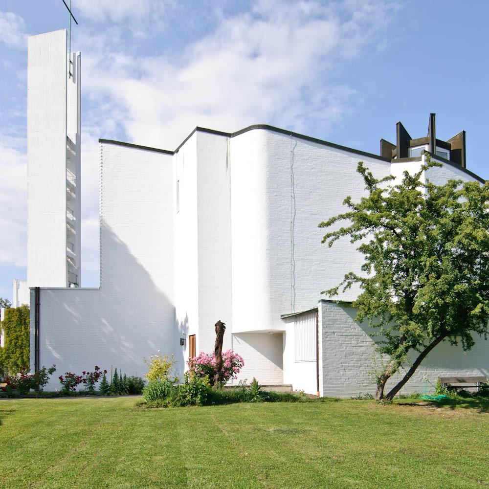 AD Classics: Heilig Geist Kirche / Alvar Aalto, © Samuel Ludwig