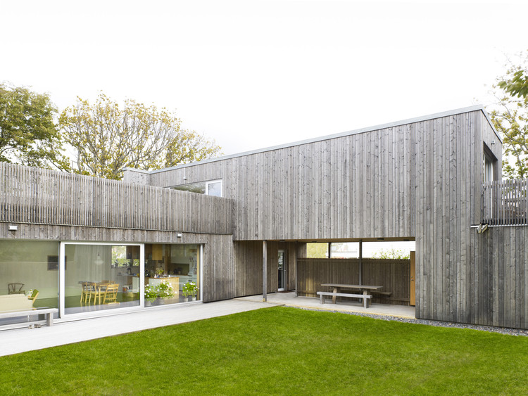 Casa de Madera / UNIT Arkitektur AB, © elStudio