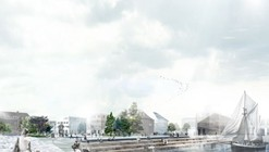 HOBRO – 'A City Finds its Lake' Winning Proposal / Holscher Arkitekter
