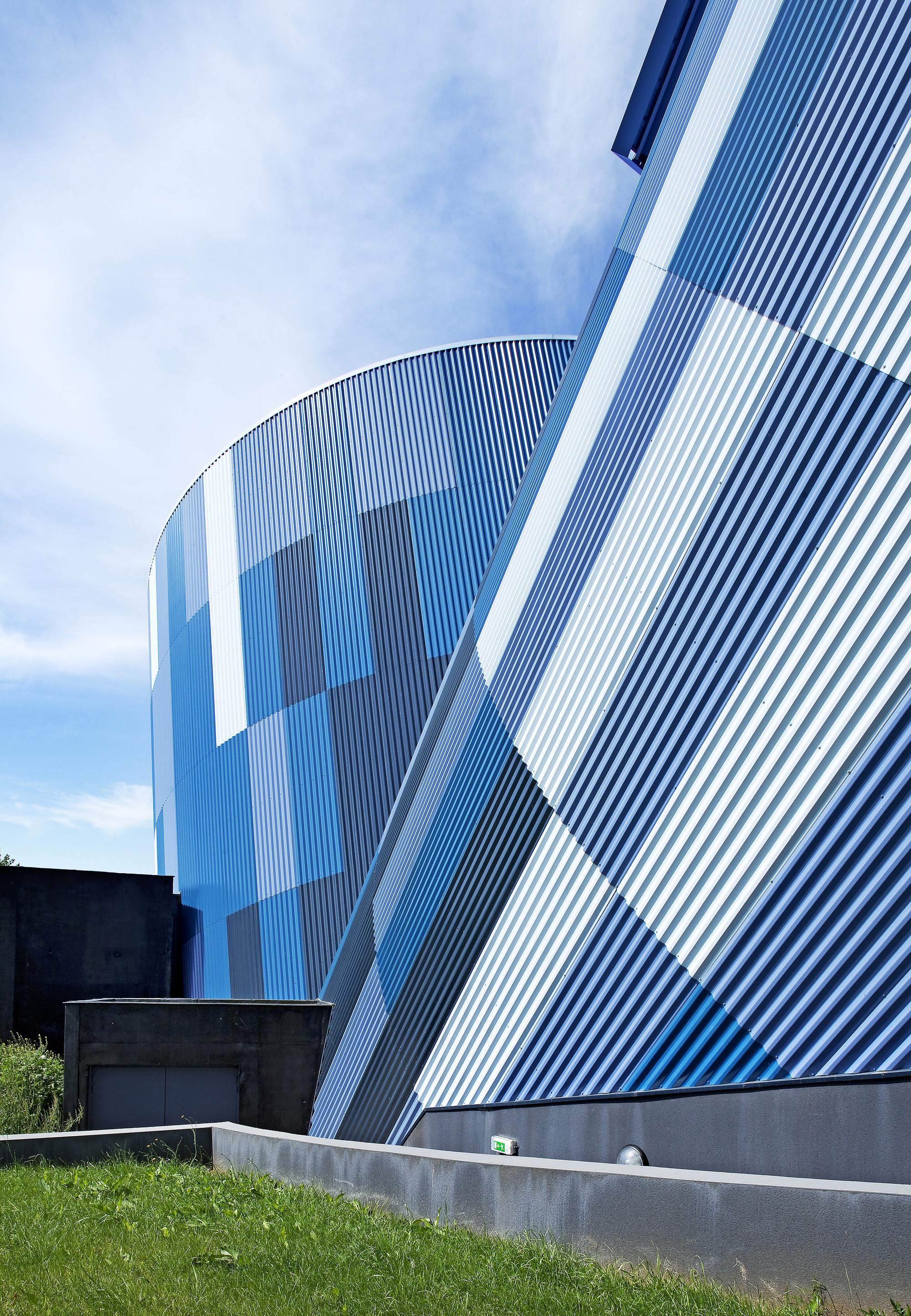 La Luciole Concert Hall / Moussafir Architectes Associés