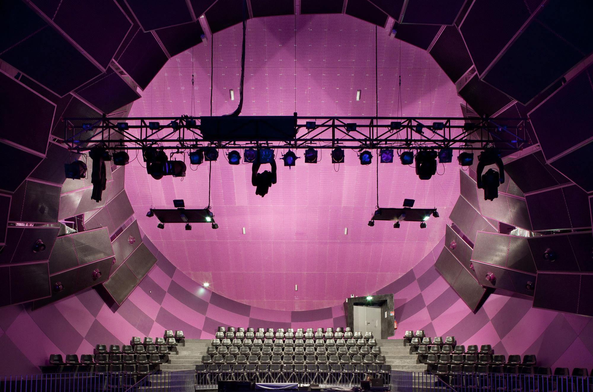 Gallery Of La Luciole Concert Hall Moussafir Architectes Associ 233 S 8