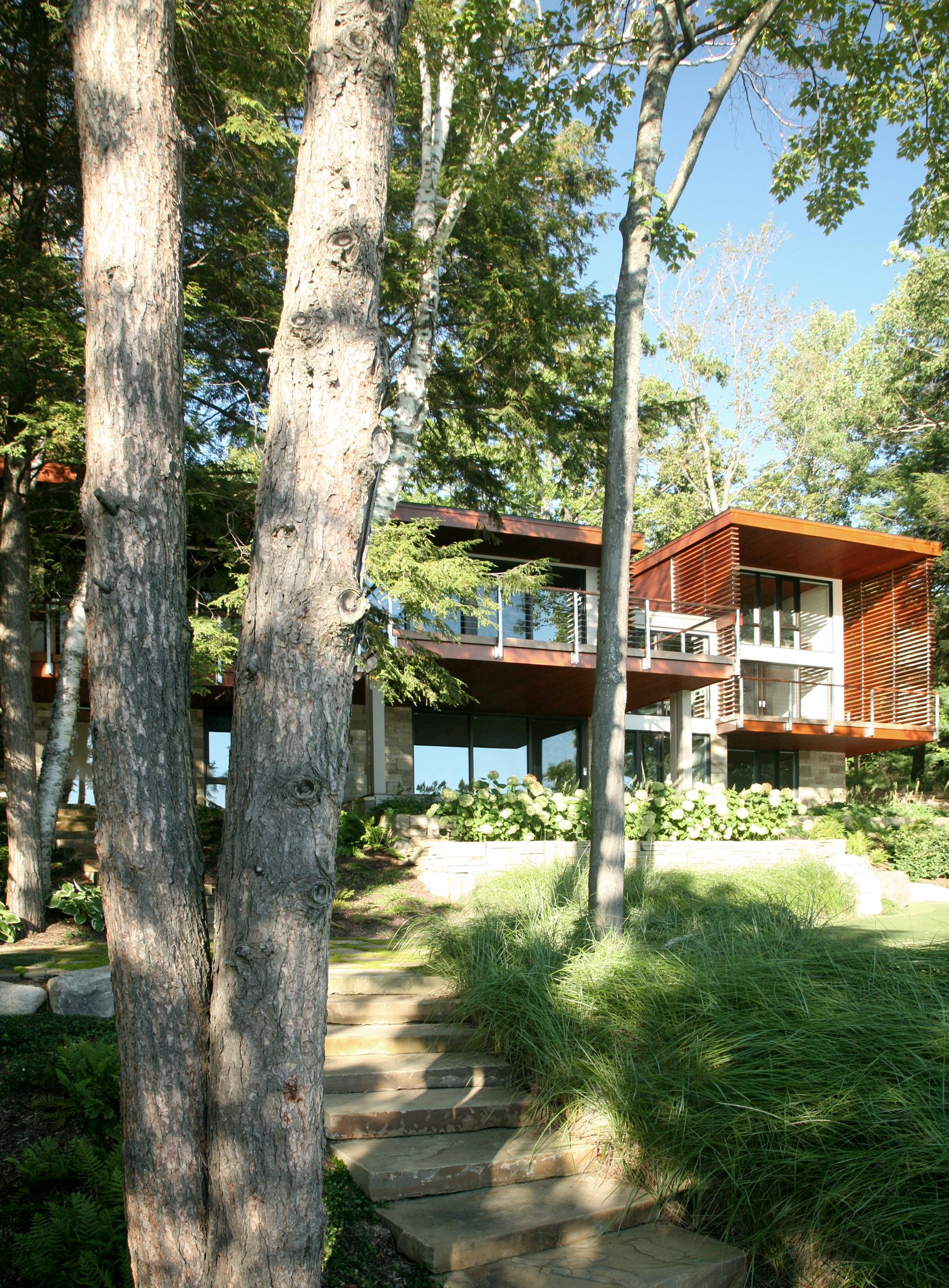 Walloon Lake House / DUDZIK Studios