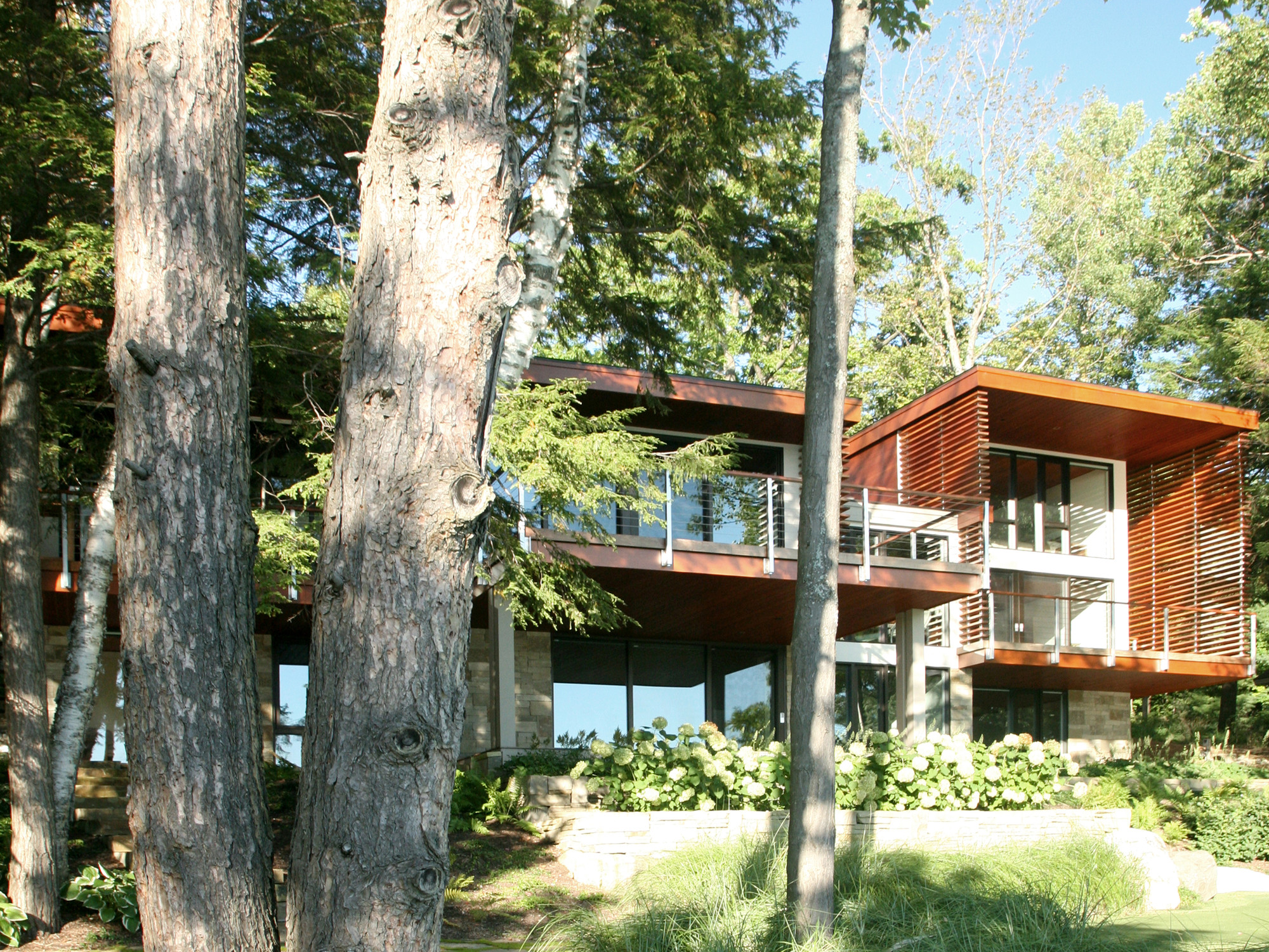 Walloon Lake House / DUDZIK Studios, Courtesy of DUDZIK Studios