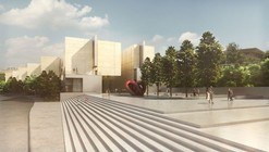 Israel National Library Competition Entry / Gil Even-Tsur