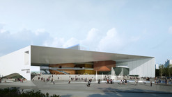 Sejong Art Center 2nd Prize Winning Proposal / Tomoon Architects & Engineers + Ison Architects