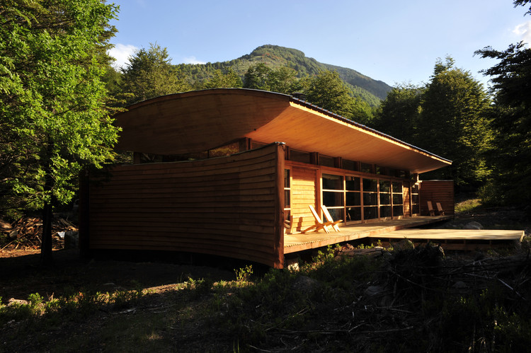 Casa Carpa / Cazú Zegers G, © Carlos Eguiguren