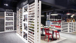 Fiesta Del Vino Wine Bar / mode:lina architekci