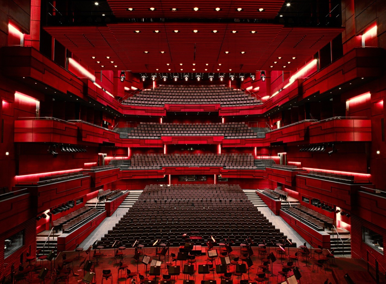 Ganador / Harpa Concert Hall and Conference Centre / Cortesía de Henning Larsen Architects