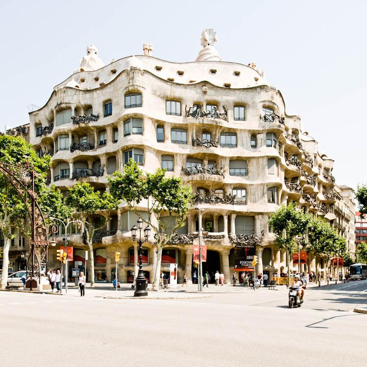 AD Classics: Casa Milà / Antoni Gaudí, © Samuel Ludwig