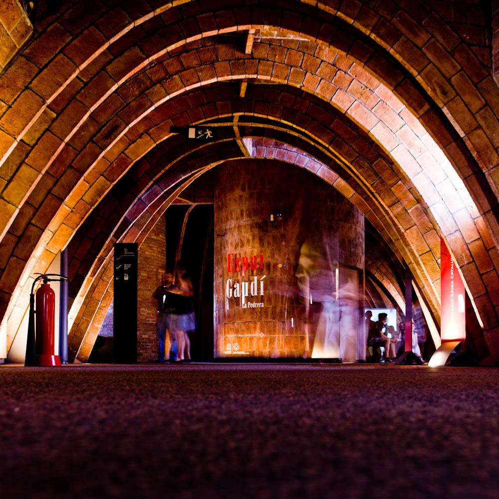 Casa Mila: Gallery Of AD Classics: Casa Milà / Antoni Gaudí