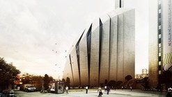 Central Mosque of Pristina Competition Entry / Tarh O Amayesh