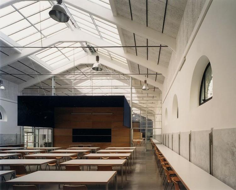 Recuperación del antiguo matadero en un Campus Universitario / Studio Insula, © Insula srl