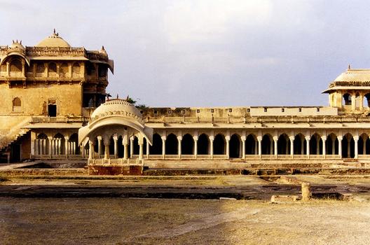 Rehabilitation of Nagaur Fort, Nagaur, Rajasthan, India / Minakshi Jain © AKAA / Minakshi Jain