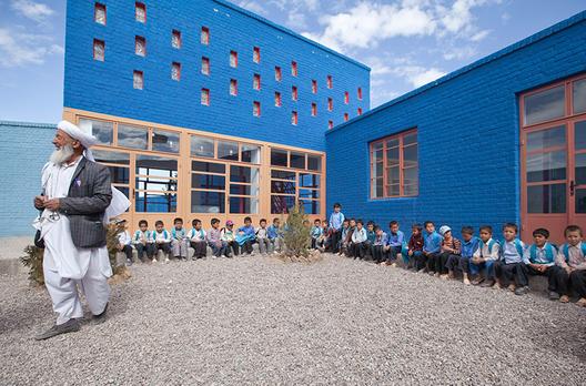 Maria Grazia Cutuli Primary School, Herat, Afghanistan / 2A+P/A, IaN+, Mario Cutuli © AKAA / Maria Grazia Cutuli Foundation