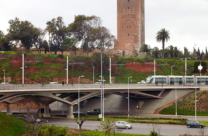Hassan II Bridge, Rabat, Morocco / Marc Mimran Architecture © AKAA / Cemal Emden