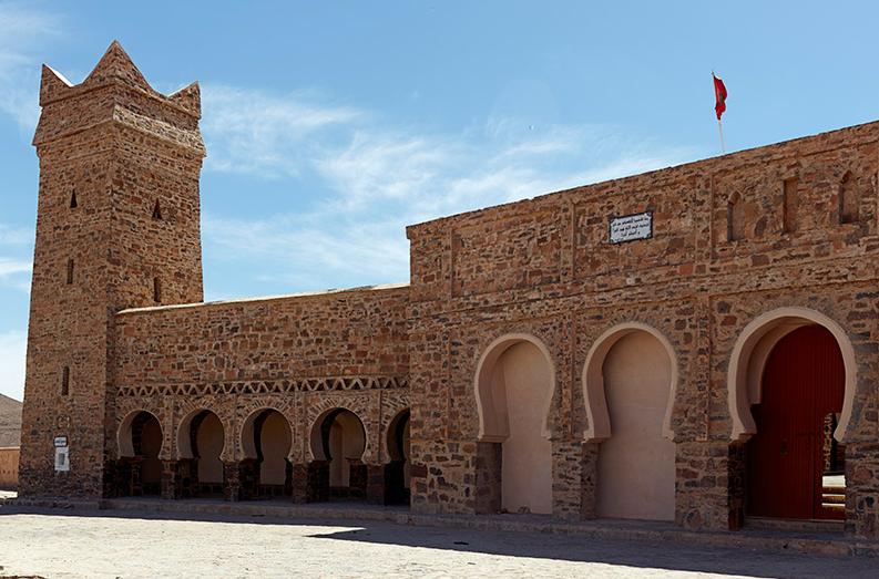 Preservation of Sacred and Collective Oasis Sites, Guelmim Region, Morocco / Salima Naji © AKAA / Cemal Emden