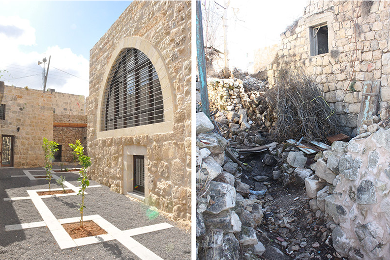 Revitalisation of Birzeit Historic Centre, Birzeit, Palestine / Riwaq - Centre for Architectural Conservation © AKAA / RIWAQ