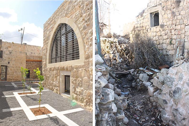 Revitalisation of Birzeit Historic Centre, Birzeit, Palestine / Riwaq - Centre for Architectural Conservation © AKAA / RIWAQ