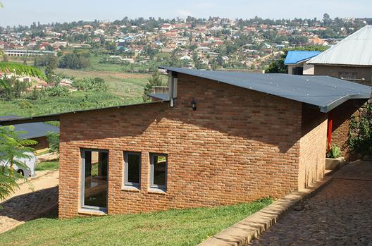 Umubano Primary School, Kigali, Rwanda / Mass Design Group © AKAA / Jean-Charles Tall