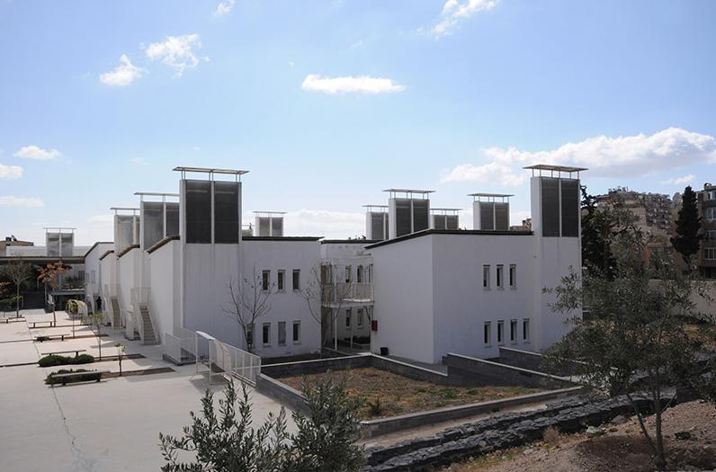 Lycée Français Charles de Gaulle, Damascus, Syria / Ateliers Lion Associés, Dagher Hanna & Partners © AKAA / Alhadi Albaridi