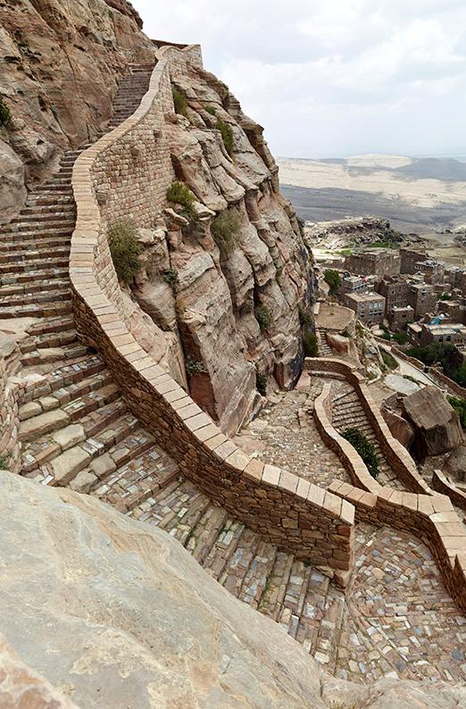 Thula Fort Restoration, Thula, Yemen / Abdullah Al-Hadrami © AKAA / Cemal Emden