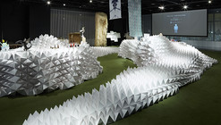 'MonsterScape' Exhibit / Hannat Architects