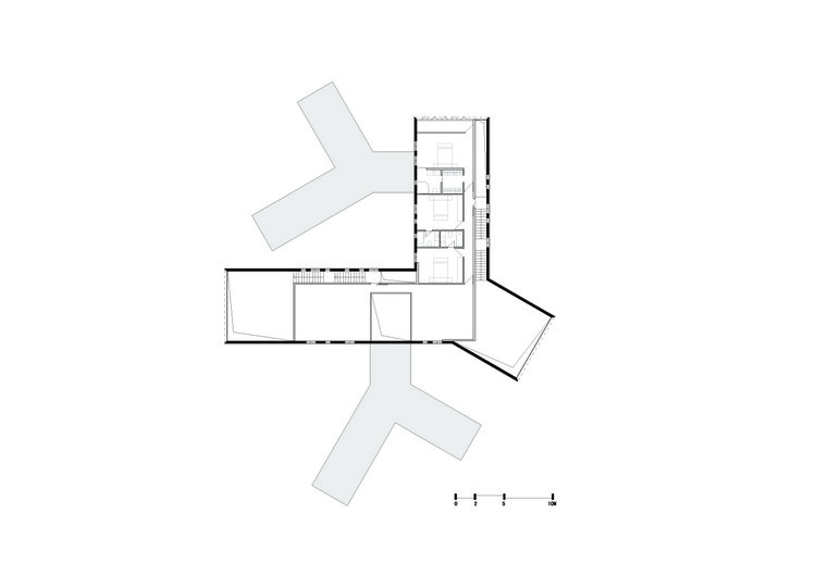 Unit A First Floor Plan